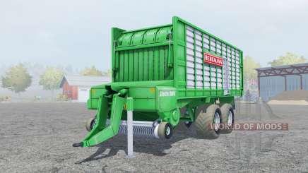 Bergmann Shuttle 900 K caribbean green para Farming Simulator 2013