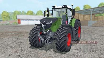 Fendt 1050 Vario mughal green para Farming Simulator 2015