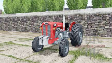IMT 558 coral red para Farming Simulator 2017