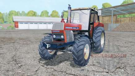 Ursus 1214 manual ignition para Farming Simulator 2015