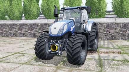 New Holland T7.315 chip tuning para Farming Simulator 2017