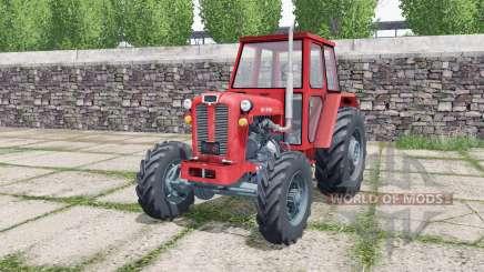 IMT 558 fiery rose para Farming Simulator 2017
