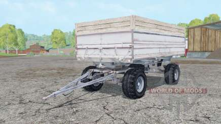 Fortschritt HW 80 change bodywork para Farming Simulator 2015