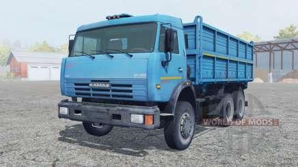 KamAZ-45143 6x4 para Farming Simulator 2013