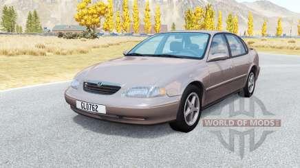 Ibishu Pessima 1996 turbo diesel engine v1.1 para BeamNG Drive