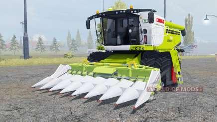 Claas Lexion 780 dual front wheels para Farming Simulator 2013