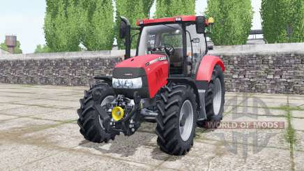 Case IH Maxxum 110 CVX light brilliant red para Farming Simulator 2017