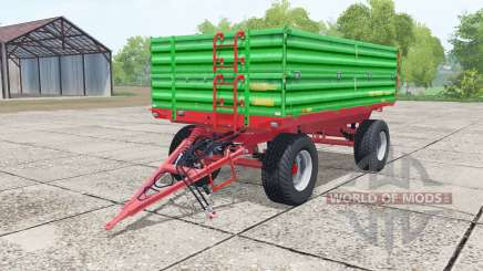 Pronar T653-2 lime green para Farming Simulator 2017