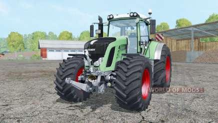 Fendt 939 Vario animados elemenƫ para Farming Simulator 2015