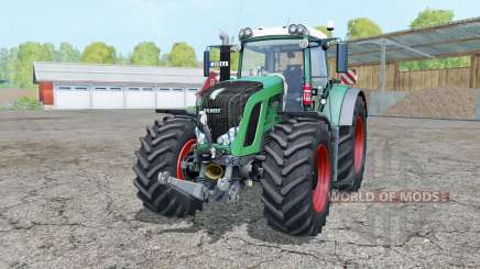 Fendt 936 Vario SCR added wheels para Farming Simulator 2015