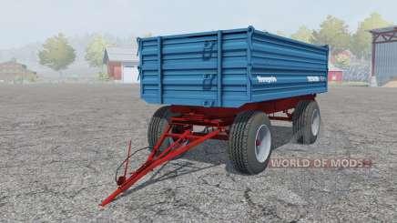 Mengele MZDK 8000 para Farming Simulator 2013