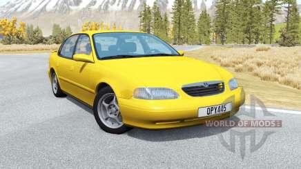 Ibishu Pessima 1996 turbo diesel engine para BeamNG Drive