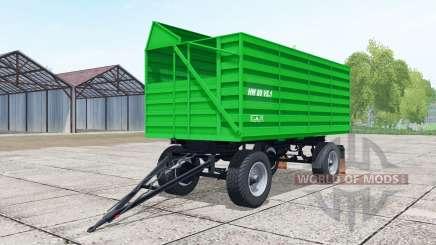 Conow HW 80 V5.1 vivid malachite para Farming Simulator 2017