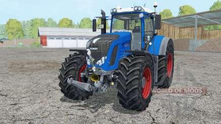 Fendt 936 Vario lochmara para Farming Simulator 2015
