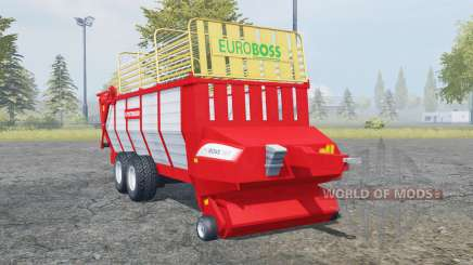 Pottinger EuroBoss 330 T light red para Farming Simulator 2013