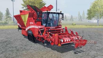 Grimme Maxtron 620 carmine pink para Farming Simulator 2013