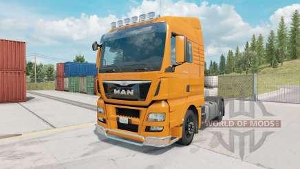 MAN TGX 18.360 4x2 para American Truck Simulator