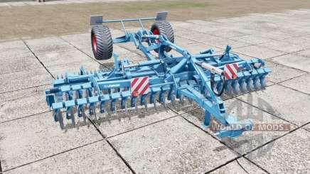 Lemken Heliodor 9-600 KA v1.3 para Farming Simulator 2017