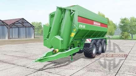 Bergmann GTW 430 pigment green para Farming Simulator 2017