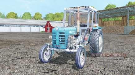 Ursus C-4011 real exhaust para Farming Simulator 2015