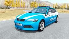 ETK 800-Series Polizia v1.4 para BeamNG Drive