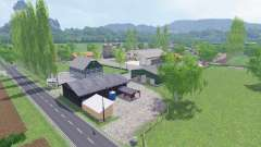 Vogelsberg para Farming Simulator 2015