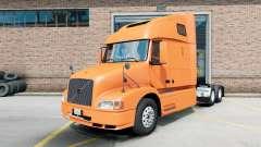 Volvo VNL 660 6x4 para American Truck Simulator