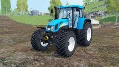 New Holland T7550 2007 para Farming Simulator 2015