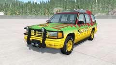 Gavril Roamer Tour Car Beamic Park v3.0 para BeamNG Drive