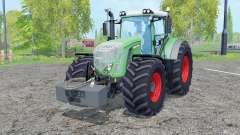 Fendt 936 Vario with weight para Farming Simulator 2015