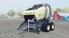 Krone Comprima V180 XC Black Beauty para Farming Simulator 2013