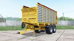 Veenhuis W400 bright yellow para Farming Simulator 2017