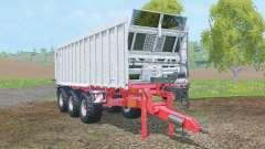 Kroger Agroliner TAW 30 multifruit para Farming Simulator 2015
