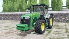 John Deere 8320R pigment green para Farming Simulator 2017