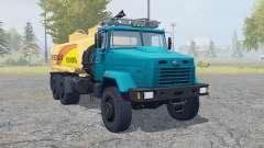 El KrAZ-6322 camión para Farming Simulator 2013