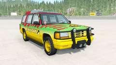 Gavril Roamer Tour Car Beamic Park v3.0.2 para BeamNG Drive