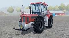 Schluter Super-Trac 2500 VL dual rear wheels para Farming Simulator 2013
