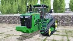 John Deere 9560RT pantone green para Farming Simulator 2017
