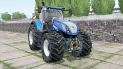 New Holland T7.315 Blue Power 2015 para Farming Simulator 2017