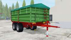 Pronar T683 ɗark verde lima para Farming Simulator 2017