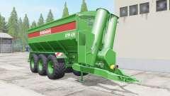 Bergmann GTW 430 multifruit para Farming Simulator 2017
