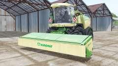 Krone BiG X para Farming Simulator 2017