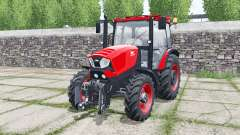 Zetor Major HS 80 2018 para Farming Simulator 2017