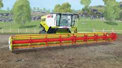 Claas Lexion 780 TerraTrac multifruit para Farming Simulator 2015