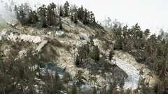 Siberiano naturaleza para MudRunner