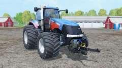 Case IH Magnum 380 CVX new paint para Farming Simulator 2015