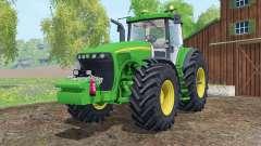 John Deere 8520 front weight para Farming Simulator 2015