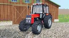 MTZ-892 Belarús elementos móviles para Farming Simulator 2015