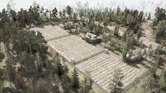 Bosque de wadia para MudRunner