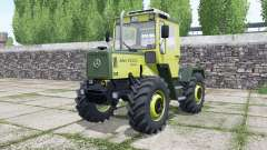 Mercedes-Benz Trac 800 more configurations para Farming Simulator 2017